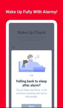 Alarm Clock With Loud Sounds - Alarmy screenshot 5