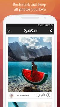 QuickSave for Instagram - Downloader and Repost poster