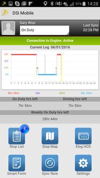 DSi Mobile Manager (ELD) screenshot 1