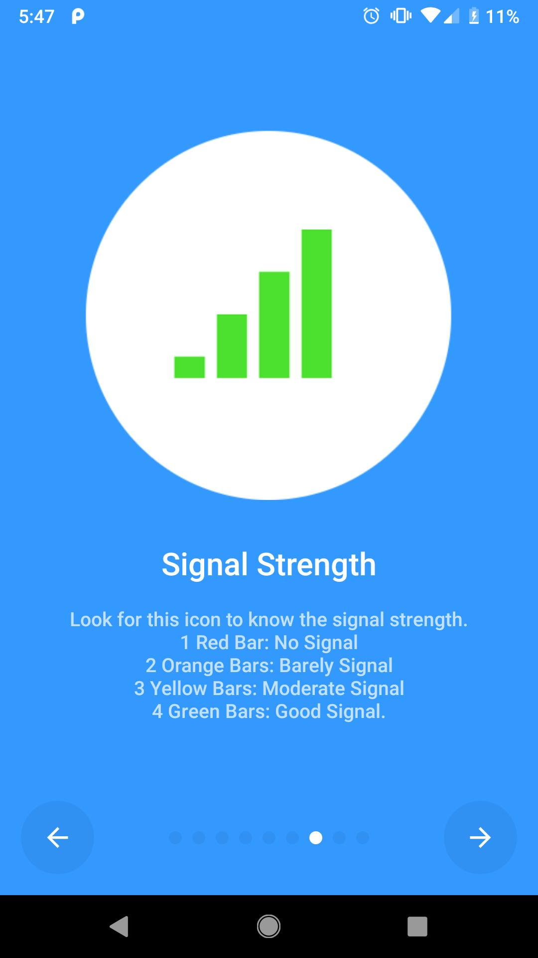 TV Towers (USA) - Antenna TV Signal Finder для Андроид