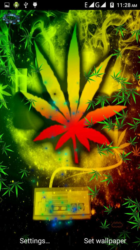 Weed Rasta Smoke Wallpapers Backgrounds For Android Apk Download