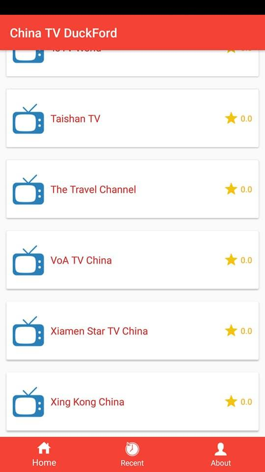 China TV DuckFord for Android - APK Download