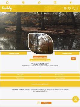 Dudoby - Comunidad Cristiana screenshot 1