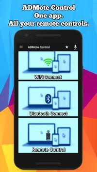 ADMote - Remote Control for Windows poster
