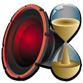 Speaking clock DVBeep Light icon