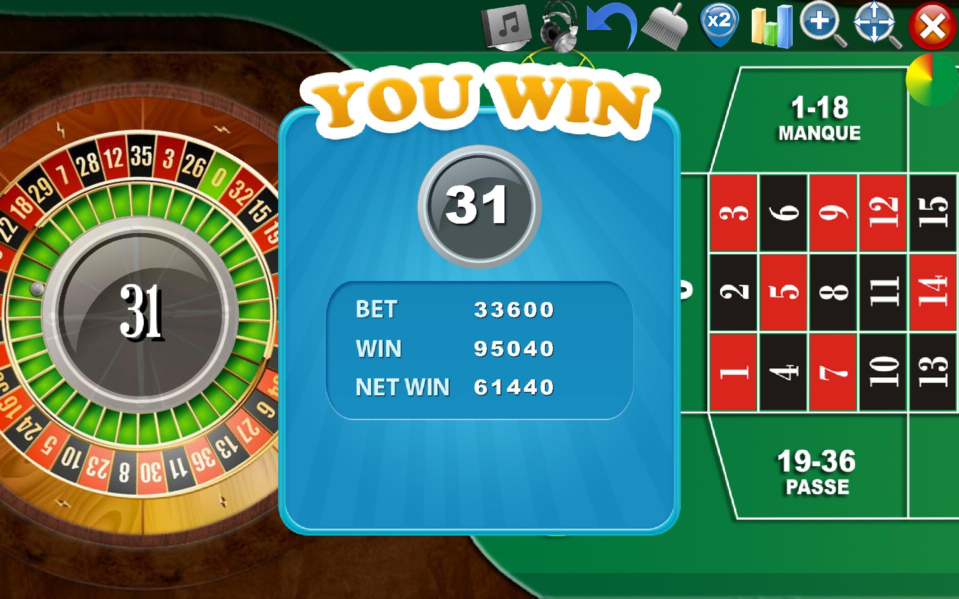French Roulette Free Download