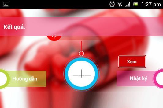 Glucose Meter kiểm soát đường huyết ảnh chụp màn hình 2