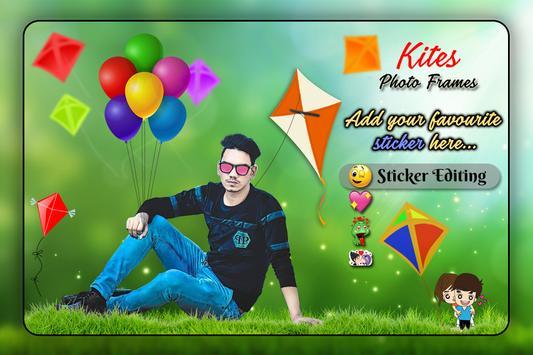 Kite Photo Editor Frame screenshot 6