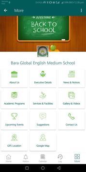 Bara Global English Medium School : Bara screenshot 3