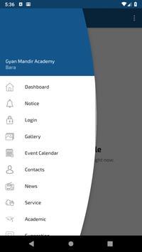 Gyan Mandir Academy screenshot 1