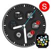 Notification Icons Watch Face Complications-icoon