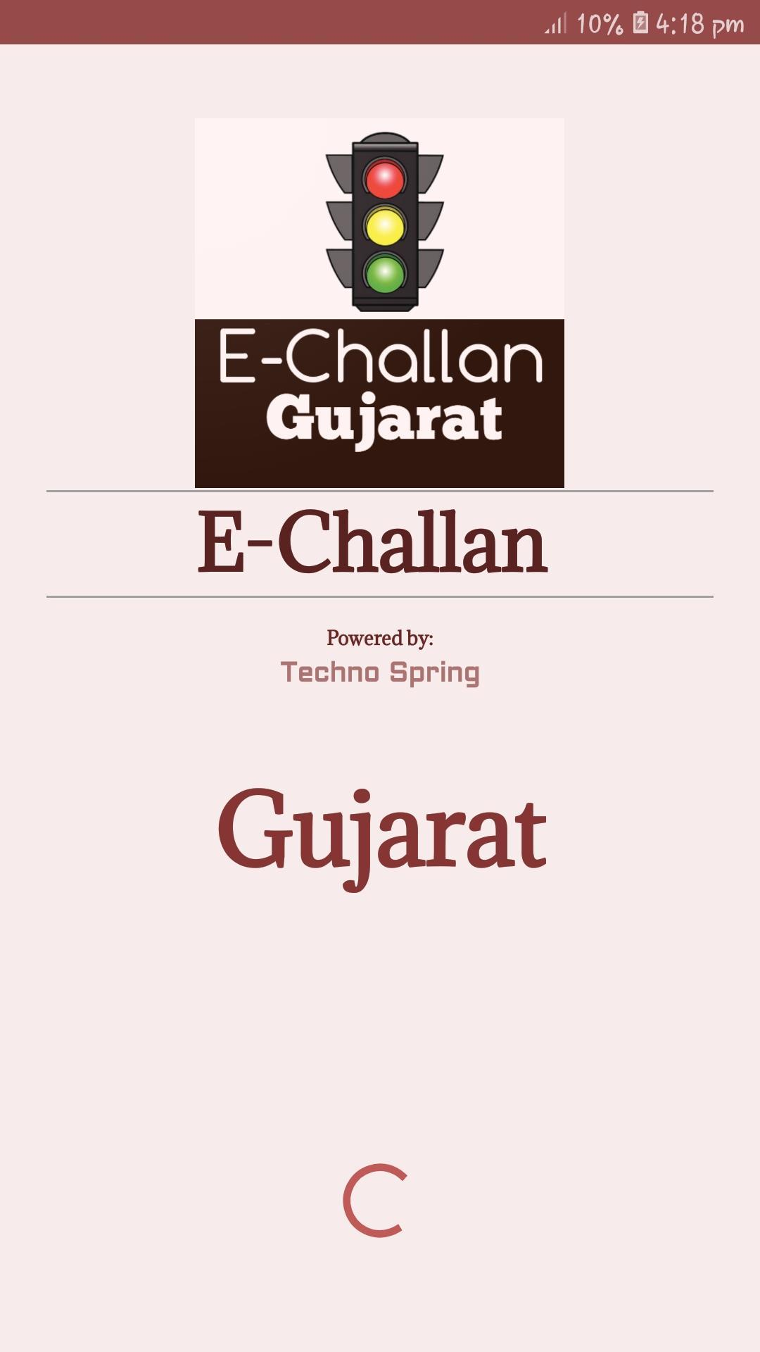 E-Challan Gujarat for Android - APK Download
