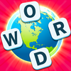 Word Swipe World Tour Connect | Free Words Search icône