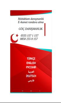 e-ikamet poster