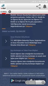 E-Okul Vbs Mobil screenshot 4