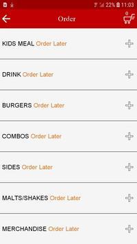 CJ's Butcher Boy Burgers screenshot 2