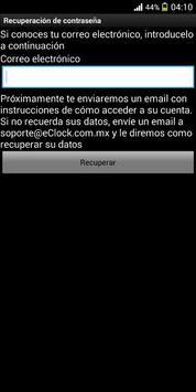 eCheck MiFare screenshot 5