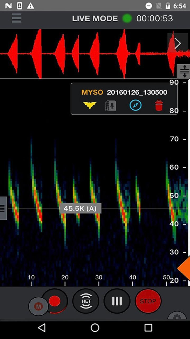 Echo Meter for Android - APK Download