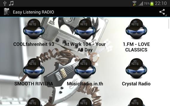 Easy Listening RADIO screenshot 11