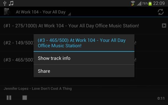 Easy Listening RADIO screenshot 13