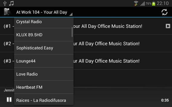 Easy Listening RADIO screenshot 14