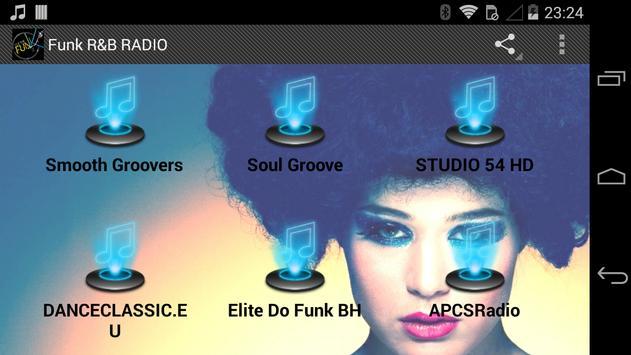 Funk R&B RADIO screenshot 12