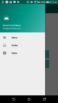 RestaurantMenu screenshot 2