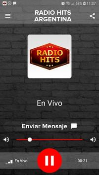 RADIO HITS ARGENTINA gönderen
