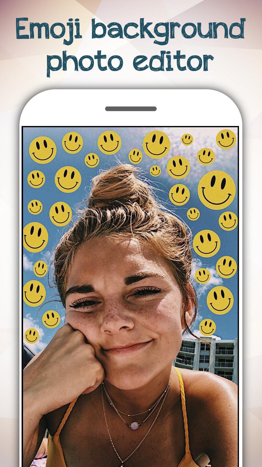 Emoji Background Photo Editor for Android - APK Download