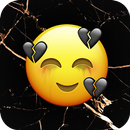 Emoji wallpapers APK Android