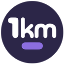 1km - Meet New People, Chat APK