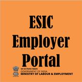 ESIC Employer App icon