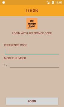 ESIC Employer App screenshot 3