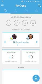 Ser+365 screenshot 1