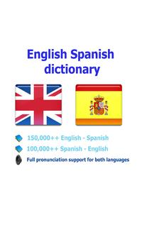 Spanish best dict poster