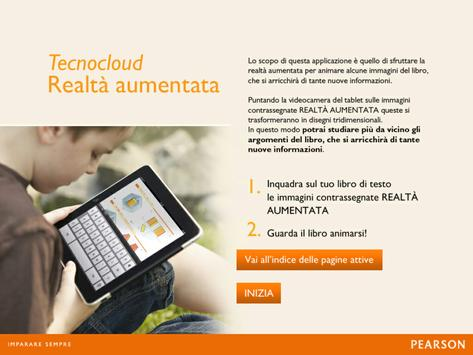 Tecnocloud - Realtà aumentata screenshot 3
