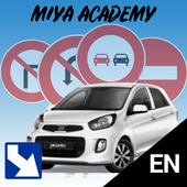 Miya Academy Highway Code (works 100% offline) icon
