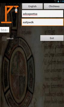 English Chichewa screenshot 3