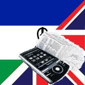 English Sesotho icon