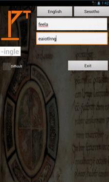 English Sesotho screenshot 3