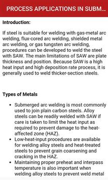 Advanced Welding Technology screenshot 3