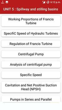 Fluid Mechanics And Hydraulic Machines screenshot 3