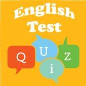 English Test Quiz icon