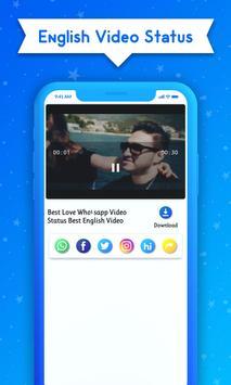 English Video Status 2019 screenshot 3
