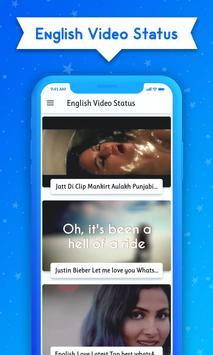 English Video Status 2019 poster
