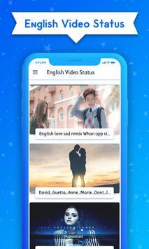 English Video Status 2019 screenshot 1