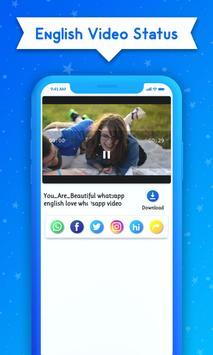 English Video Status 2019 screenshot 2