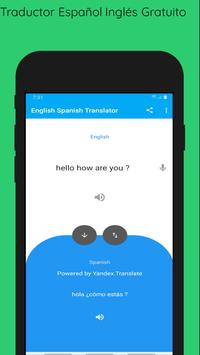 English to Spanish Translation Voice Text 截图 3