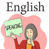 English Speaking Practice-icoon
