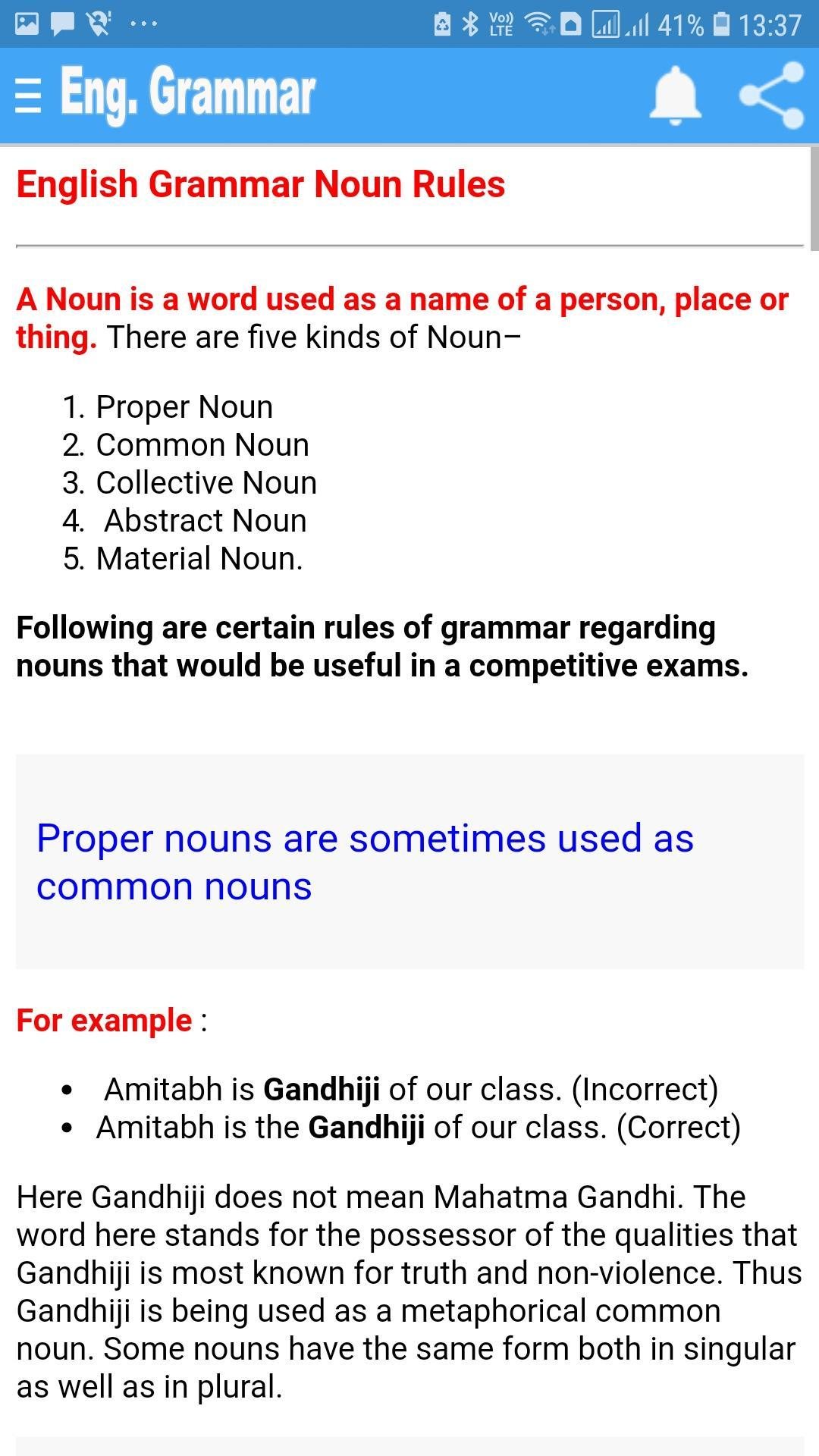 Hello English Grammar App-Learning App for English for Android - APK